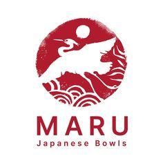 Maru Japanese Bowls logoYou can find Japanese logo and more on our website. Japan Logo, Japan Design, Logo Inspiration, Bowl Logo, Chinese Logo, Education Logo Design, Tea Logo, Japanese Bowls, Japanese Food