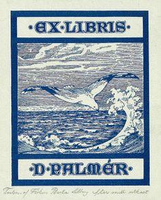 [Ex libris D. Palmér] | Flickr