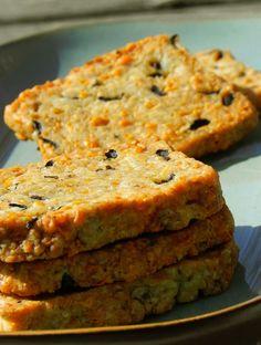 Les biscuits sardines-olives noires