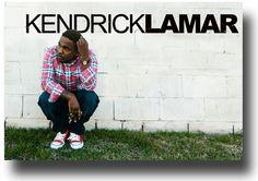 Kendrick Lamar Poster GKMC tour $9.84 #Kendrick