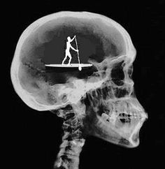 Standup Paddleboarding (SUP) on the Brain all day everyday! It's all I want to do!