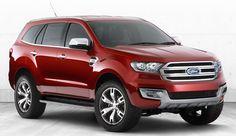 Ford Everest 2014