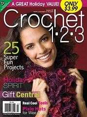 Ravelry: Crochet 1-2-3 Magazine, Issue #2 - patterns