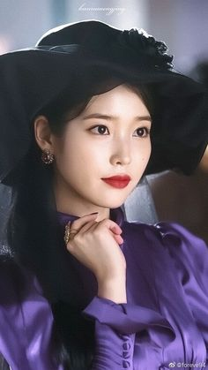 Korean Art, Korean Drama, Korean Actresses, Korean Actors, Iu Hair, Luna Fashion, Lee Minh Ho, Iu Moon Lovers, Drama Korea
