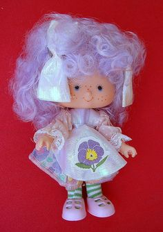 Boneca Moranguinho 80s by wagner_arts, via Flickr