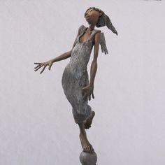 Kunst - brons beeld - Dirk De Keijzer - Ponita