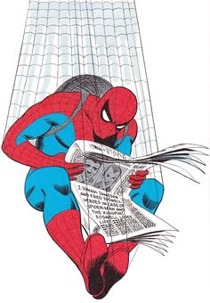 The Amazing Spider-Man by John Romita