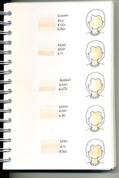 I have been working on this for some time.  I am a visual person and I have accumulated lists and lists of Copic blending families from my f...