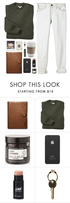 """""""I wouldn't miss it for the world//"""" by nandim ❤ liked on Polyvore featuring Coach, Barbour, Current/Elliott, Toast, Incase and Maison Margiela"""