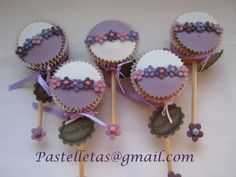 Cup Cakes Baby Shower #cake