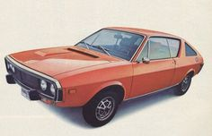Renault 17 Coupé - 1974