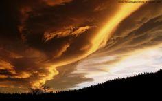 Toranto Storm View