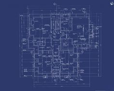 Blueprintconstructionfinished house blueprint drawing sketch the blueprint malvernweather