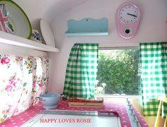 53 best Caravan Pimpen images on Pinterest | Camper, Caravan and ...
