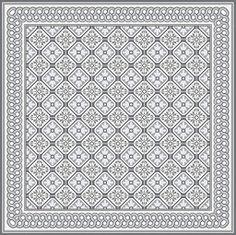 Płytka podłogowa Atelier Flor Grey Gayafores 33,15x33,15