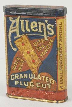 Allen's Pocket Tin
