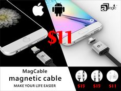 MagCable-make your life easier project video thumbnail