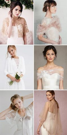 Where to Find Bride and Bridesmaids Cover Ups // Find out on www.onefabday.com