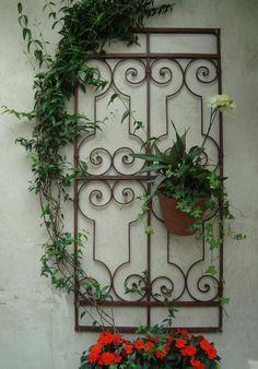 CASA E JARDIM – Blog Cheiro de Mato » Grade na parede » Arquivo