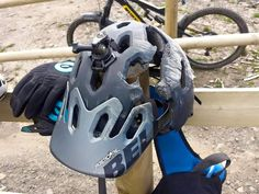 And this is why you wear a helmet... Would hate to imagine the damage without one! #SafetyFirst