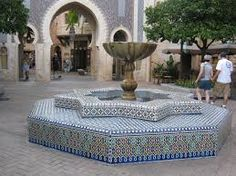 Резултат слика за fountains in morocco