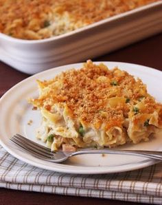 A Tuna Noodle Casserole that Will Make Even Mad Men Smile ♥ Food Wishes