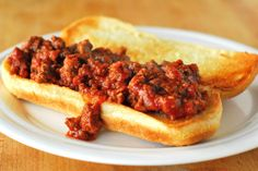 A Duck's Oven: Crock Pot Sloppy Joes