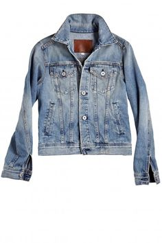 Maya Soleil Denim Jacket    Calypso St. Barth