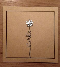 Cool Cards, Diy Cards, Chalkboard Doodles, Hand Lettering Fonts, Marianne Design, Kirigami, Watercolor Cards, Homemade Cards, Doodle Art