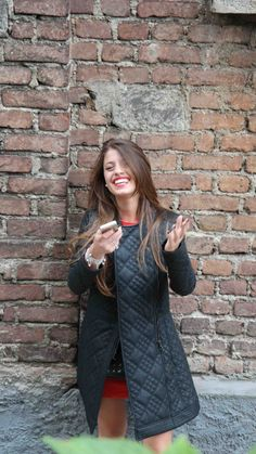 Backstage Chiara Nasti #testimonial #maisonespin #fw14 #collection #lovely #backstage #madewithlove #chiaranasti #cotril