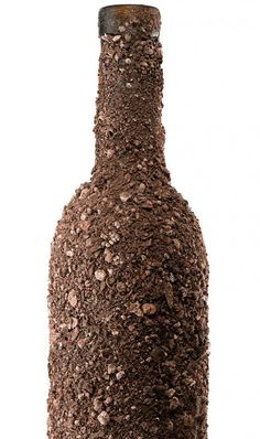 Tierra Earth Wine. Kind of gross but it would stand out on a shelf of clean looking designs