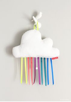 """""""Soittorasia""""/ musical toy cloud. My favourite tunes for this toy are the theme music of Harry Potter movies and Light my fire by the Doors. Cool!"""