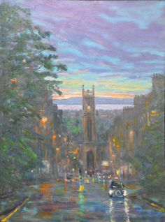 Glasgow, Edinburgh, Saint Stephen, Over The Years, Eyes, Gallery, Painting, Artists, Image