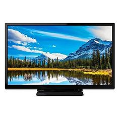 Smart Tv Toshiba 24w2963dg 24 Hd Led Lan Black If You Re Passionate About It And Electronics Like Being Up To Date On Technology And D Led Fernseher Fernseher