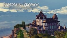 Vampire Castle by Bangsain at My Sims House for The Sims 4