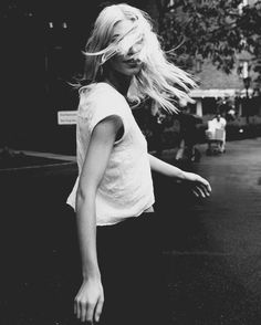 cool Aline Weber by Casey Brooks...