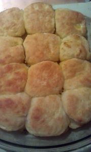 Dairy Free Egg Free Biscuits