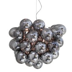 Gross hanginglamp Smokegrey - By Rydens