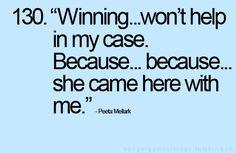 <3 Peeta Quote