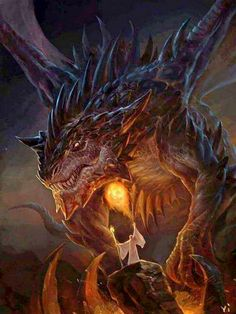 Beautiful pictures of dragons Dragon art and drawings Magical Creatures, Fantasy Creatures, Tiamat Dragon, Dragon Artwork, Cool Dragons, Legendary Dragons, Dragon Tattoo Designs, Dragon Pictures, Mystique