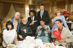 Community - Abed's Pulp Fiction Birthday Party