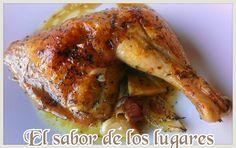 5 recetas diferentes de pollo asado, más un truco para cocinar esta carne Pollo Chicken, Chicken Wings, Real Mexican Food, Mexican Food Recipes, Dinner This Week, Dinner Tonight, My Favorite Food, Favorite Recipes, Latin American Food