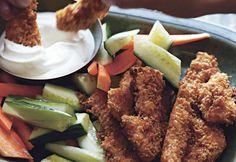 Tops Friendly Markets - Recipe: Extra Cheddar Chicken Tenders