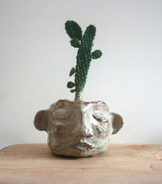 Sleepy Head / Face Planter by lulu bird
