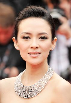Zhang Ziyi's Chanel jewels - The Bling Ring Cannes Film Festival Premiere