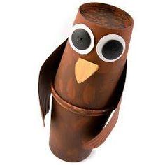 DIY Kids Crafts : DIY Owl Paper Cup