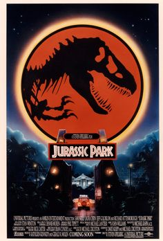 These unused Jurassic Park posters show his incredible skill and range.