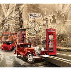 Vintage Cards, Vintage Paper, Vintage Images, Vintage Posters, Decoupage Vintage, Decoupage Paper, Postcard Paper, Church Pictures, Train Art