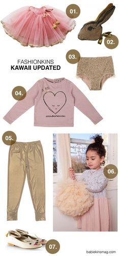 Babiekins Magazine   Fashionkins // Kawaii Updated