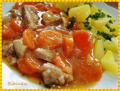 No Salt Recipes, Pork, Food And Drink, Beef, Chicken, Ethnic Recipes, Kale Stir Fry, Meat, Pork Chops
